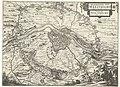 Maastricht belegerd door Frederik Hendrik, 1632 Belegeringe van Maestricht Begonnen den 9 Junij 1632 (titel op object) Siege de Maestricht L'an 1632 (titel op object), RP-P-OB-81.333.jpg