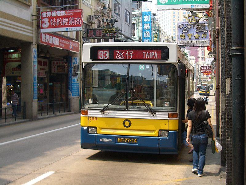 Macau-bus