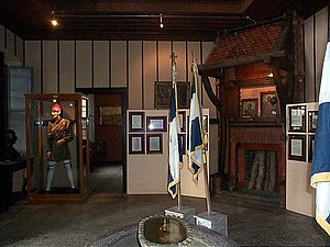 Balkan Wars Museum - Image: Macedonian Museums 54 Balkanikvn Agvnvn 238