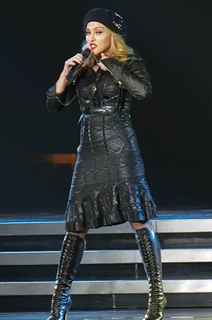 MTV Video Music Award for Best Female Video - Image: Madonna 9, 2012