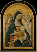 Madonna and Child with Saints Mary Magdalen and Sebastian MET DT3041.jpg