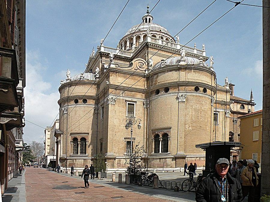 Sanctuary of Santa Maria della Steccata