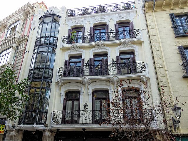 Casa de Pérez Villaamil