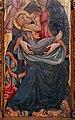 Maestro di santa barbara a matera, madonna del latte e santi, 1410 ca. 04.jpg