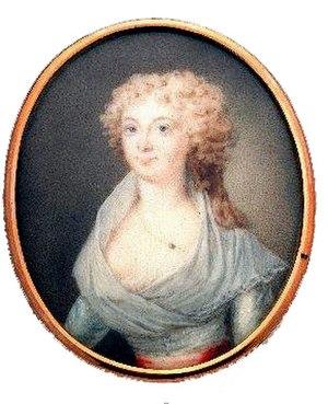 1793 in Sweden - Magdalena Charlotta Rudenschöld