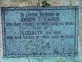 Maggs gravestone St Mary's Tetbury. - geograph.org.uk - 1523190.jpg