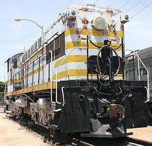 Baldwin DRS-6-6-1500 - Image: Magma engine 10