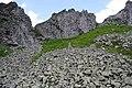 Magmatische Gesteinsformationen im Val de Courre, Monts Dore, Auvergne III.jpg