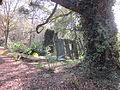 Magnolia Lane Plantation Quarterhouse Ruins.JPG