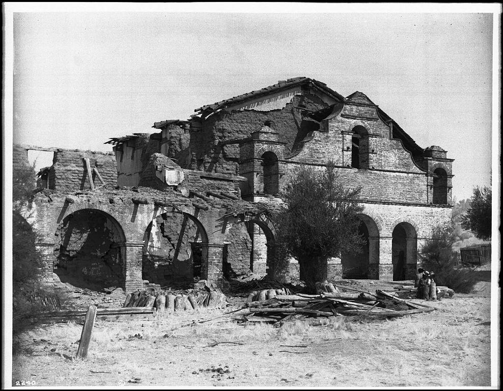 File Main Front Of Mission San Antonio De Padua