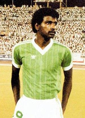 Majed Abdullah - Majed in 1984