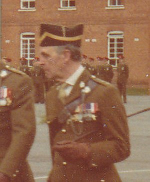 John Strawson (British Army officer) - Colonel of the Regiment, QRIH