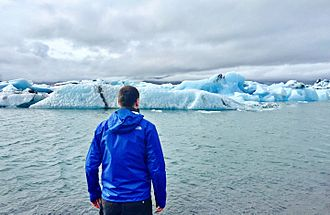 Jökulsárlón - Jökulsárlón glacier lagoon