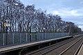 Manchester-bound platform, Halewood railway station (geograph 3819926).jpg