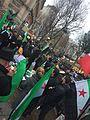 Manifestation pro révolution syrienne Paris 7-1-2017 - 7.jpg