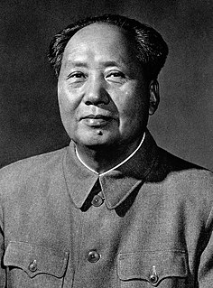 Mao Zedong Chairman of the Central Committee of the Communist Party of China