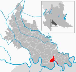 Santo Stefano Lodigiano - Image: Map IT Lodi Santo Stefano Lodigiano