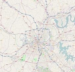 Parthenon (Nashville) is located in Nashville