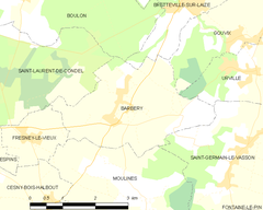 Map commune FR insee code 14039.png