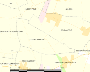 Map commune FR insee code 14691.png