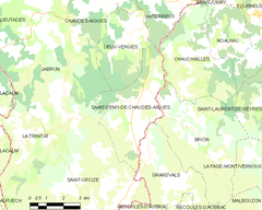 Map commune FR insee code 15209.png