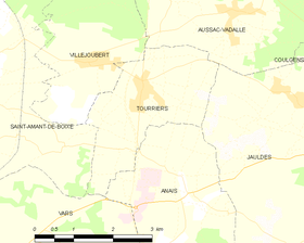 Map commune FR insee code 16383.png