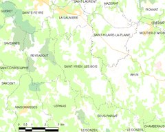 Map commune FR insee code 23250.png