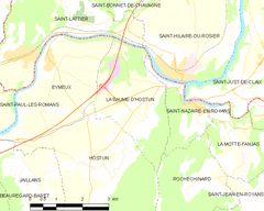 Map commune FR insee code 26034.png