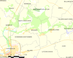 Map commune FR insee code 28256.png
