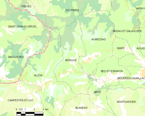 Map commune FR insee code 30017.png
