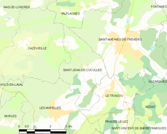 Map commune FR insee code 34266.png