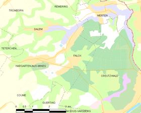 Map commune FR insee code 57205.png