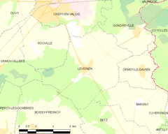 Map commune FR insee code 60358.png