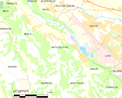 Map commune FR insee code 64060.png