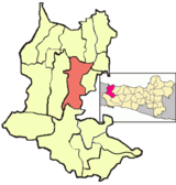 Map of larangan district brebes regency.png
