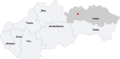 Map slovakia ihlany.png