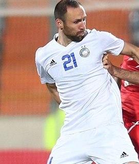 Marat Bikmaev footballer