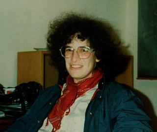 Margaret Geller American astronomer