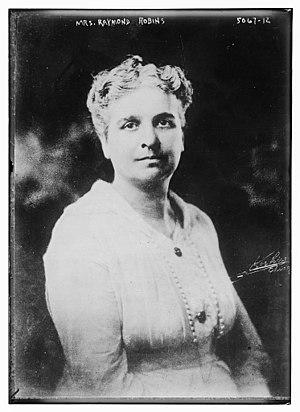 Margaret Dreier Robins - Margaret Dreier Robins in 1919