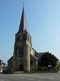 Margarethakerk, Baardegem - panoramio.jpg