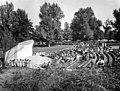 Margitsziget, úttörőtábor, 1964 Budapest Fortepan 103461.jpg