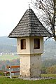 Maria Rain Kaiserhüttenweg Bildstock an der Kaiserhütte 11102007 01.jpg