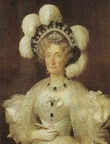 Maria Amalia von Neapel-Sizilien (Quelle: Wikimedia)