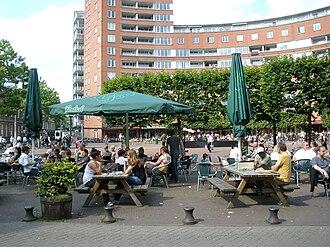 Oude Pijp - Image: Marie Heinekenplein