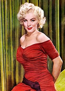 Marilyn monroe simple english wikipedia the free encyclopedia marilyn monroe voltagebd Gallery