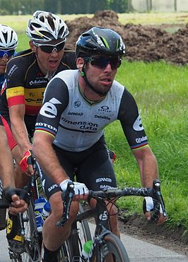 Mark Cavendish, Paris-Roubaix 2016.JPG