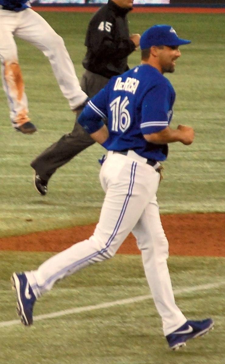Mark DeRosa on April 4, 2013