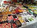 Market food - Kunming, Yunnan - DSC03415.JPG