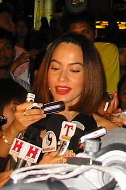 Marsha Wattanapanich at Star Entertainment Awards 2007.jpg