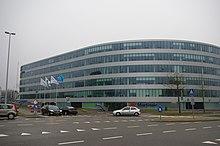 TransPort Building - La sede di Transavia.com e Martinair